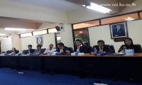Sharing vision in the seminar