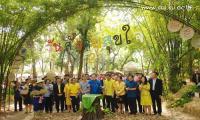 Displaying research innovations in Wan Sungkom Suk Jai 2nd