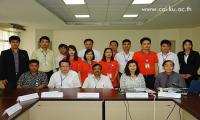 The International Training program ,ICA-AP