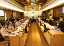 การประชุมคณะกรรมการพัฒนาการสหกรณ์แห่งชาติ ครั้งที่ 1/2563