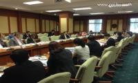 Cooperative Academic Institute's Director held meeting with working group to move on Economic Reform in Agriculture