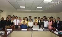 Welcome International Students from Khon Kaen University